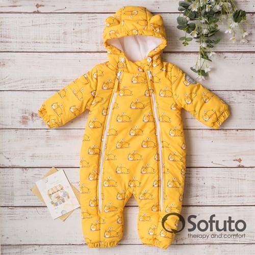 Комбинезон демисезонный Sofuto outwear toddler Corgi