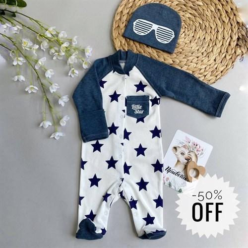Комплект одежды первого слоя Sofuto baby Little Star - фото 16176