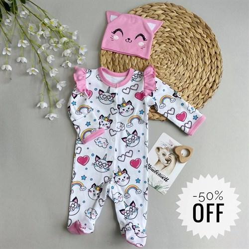 Комплект одежды первого слоя Sofuto baby Caticorn - фото 16181