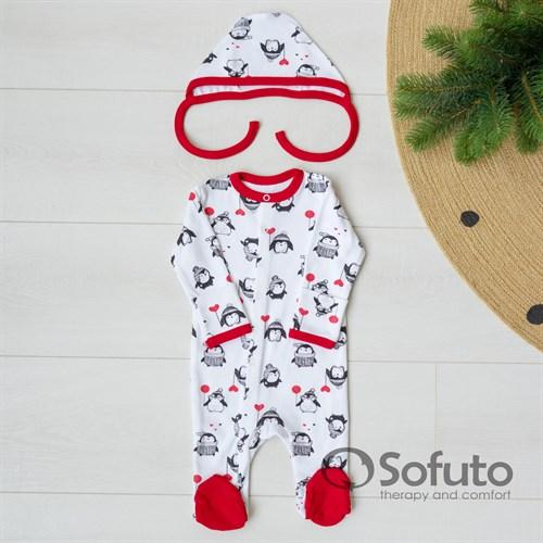 Комплект одежды первого слоя Sofuto baby Lolo