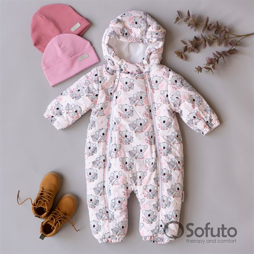 Комбинезон демисезонный Sofuto outwear toddler Koala