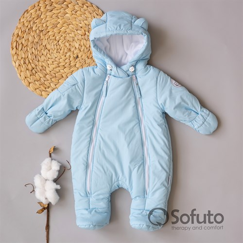 Комбинезон демисезонный Sofuto outwear V4 Blue