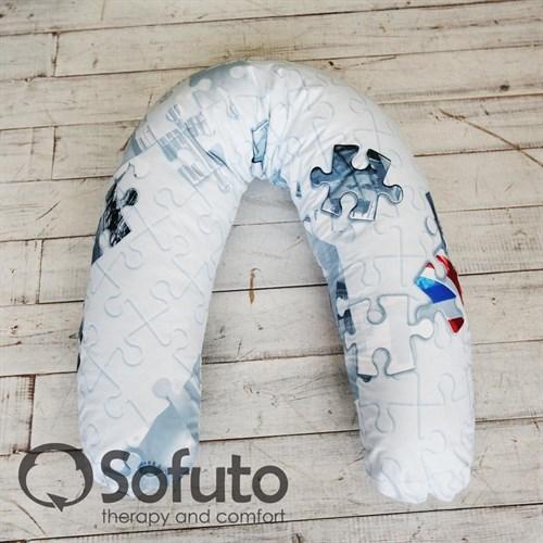 Чехол на подушку Sofuto ST London - фото 4574