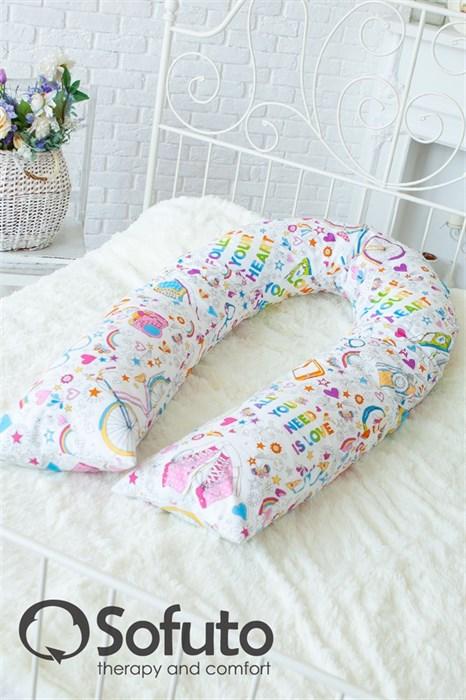 Подушка для беременных Sofuto UComfot Holiday - фото 4794