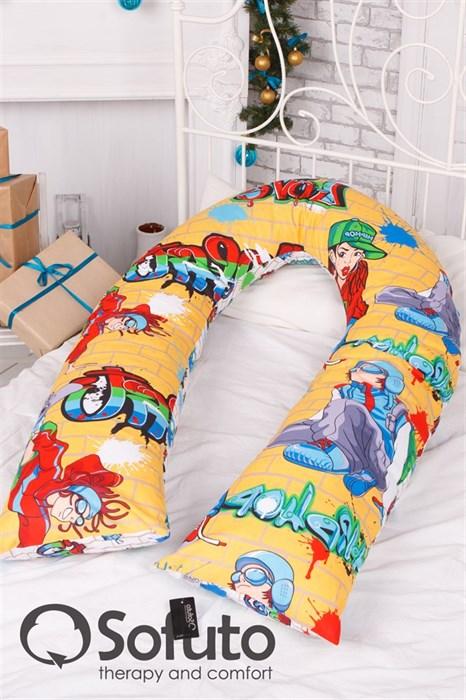 Подушка для беременных Sofuto UComfot hip-hop - фото 4831