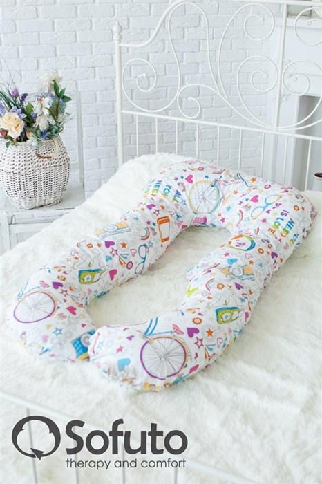 Подушка для беременных Sofuto UAnatomic Holiday - фото 4884
