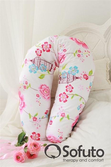 Чехол на подушку для беременных Sofuto ST Paradise - фото 4956