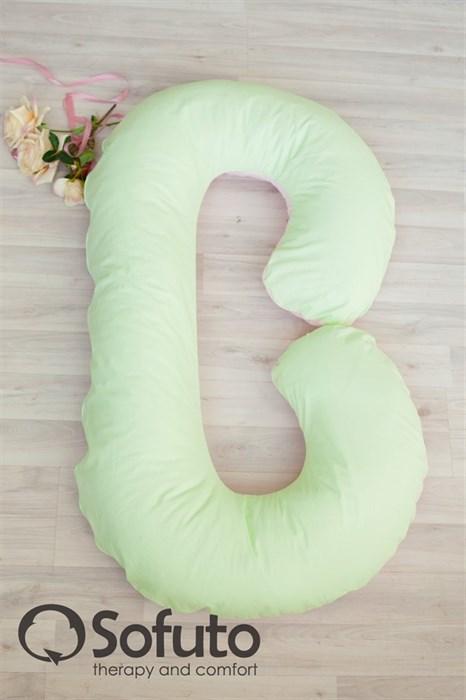 Чехол на подушку для беременных Sofuto CСompact Praline ness - фото 5528