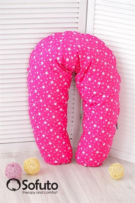 Чехол на подушку для беременных Sofuto ST Pinky - фото 5575