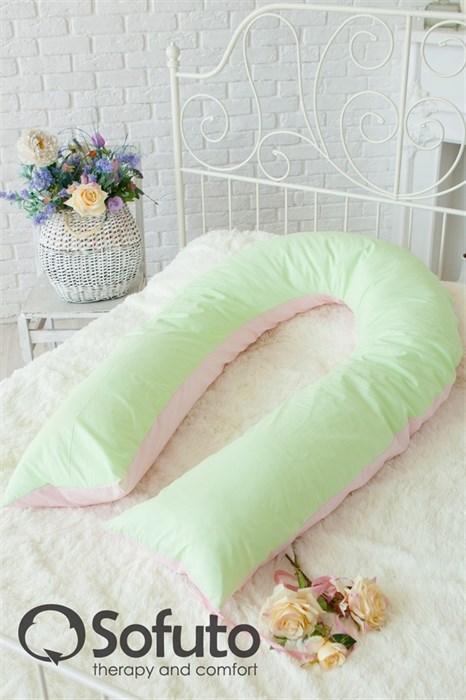 Чехол на подушку для беременных Sofuto UComfot Praline ness - фото 5624