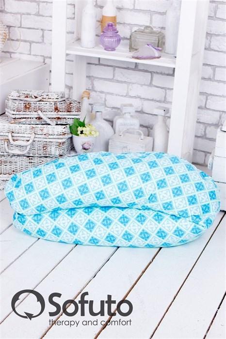 Подушка для беременных Sofuto ST hard Icicle - фото 5653