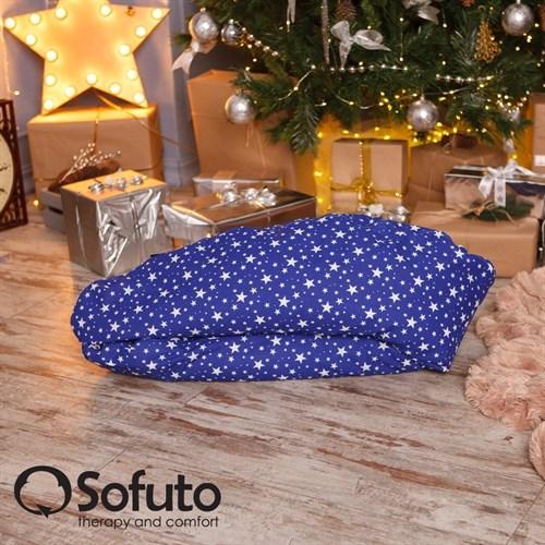 Подушка для беременных Sofuto ST hard Stars Sapphire - фото 5665