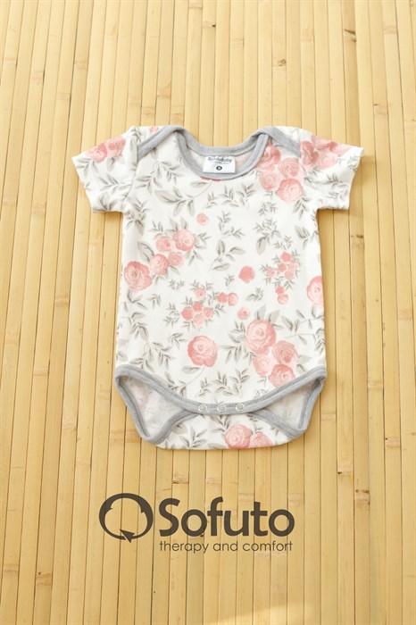 Боди детское Sofuto baby Vintage - фото 7612