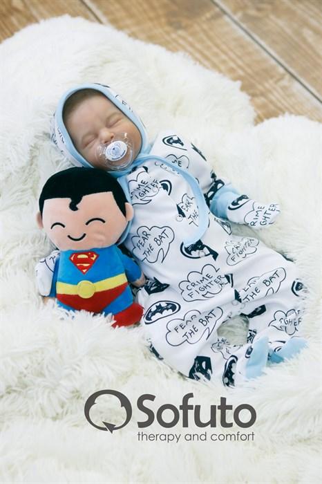 Комплект 3 предмета Sofuto baby Batman - фото 8402