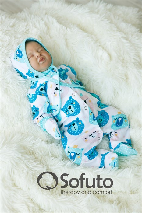 Комплект 3 предмета Sofuto baby Osito - фото 8404