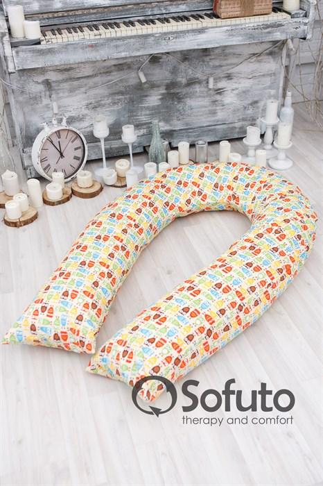 Подушка для беременных Sofuto UComfot Owl sand - фото 9033