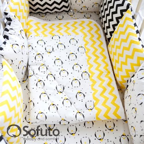 Одеяло стеганное Sofuto Babyroom Pepe - фото 9841