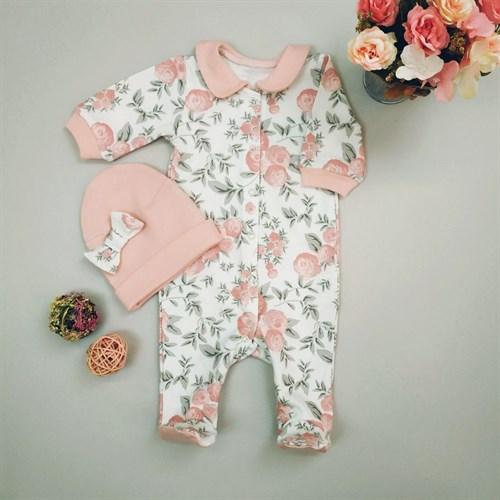 Комплект одежды первого слоя Sofuto baby Vintage poudre - фото 9899