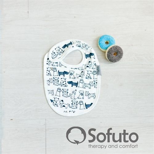 Фартук на кнопке Sofuto baby Dogs - фото 9966