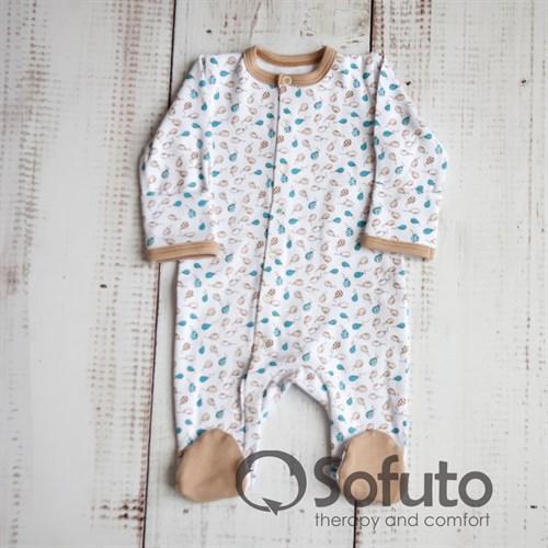 Слип на кнопках Sofuto baby Air - фото 9971