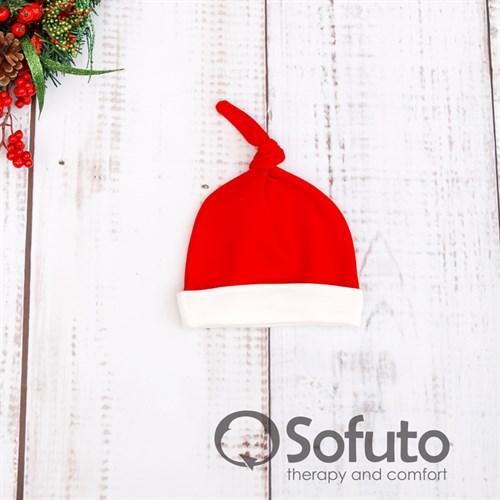 Шапочка узелок Sofuto Baby New year - фото 9994