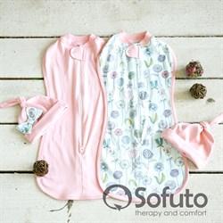 Комплект пеленок Sofuto Swaddler Puffi