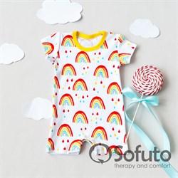 Песочник Sofuto baby Rainbow party