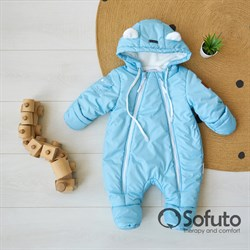 Комбинезон зимний Sofuto outwear Blue
