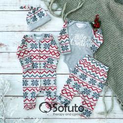 Комплект одежды 4 предмета Sofuto baby Scandy