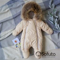 Комбинезон зимний Sofuto outwear V3 Cream