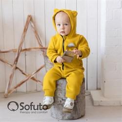 Комбинезон Sofuto toddler Universal Mustard
