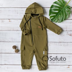 Комбинезон Sofuto toddler Military Khaki
