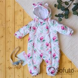 Комбинезон демисезонный Sofuto outwear V4 toddler Piony