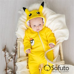 Комбинезон-теплушка Sofuto baby Pika