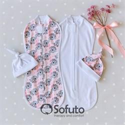 Комплект пеленок Sofuto Swaddler Koala