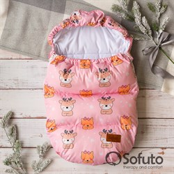 Конверт-матрёшка зимний Sofuto Bambi