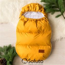 Конверт-матрёшка зимний Sofuto Mustard