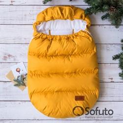 Конверт-дутик зимний Sofuto Mustard
