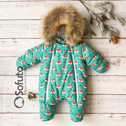 Комбинезон зимний Sofuto outwear V3 Foxy