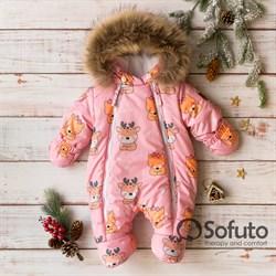 Комбинезон зимний Sofuto outwear V3 Bambi