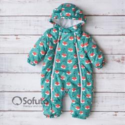 Комбинезон демисезонный Sofuto outwear V4 toddler Foxy