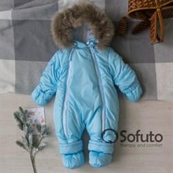 Комбинезон зимний Sofuto outwear V3 Sky (toddler)
