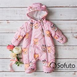 Комбинезон демисезонный Sofuto outwear V4 Bambi