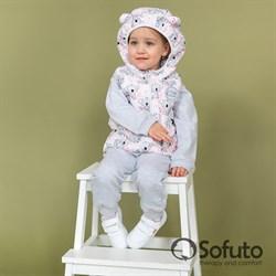 Жилет демисезонный Sofuto outwear Koala