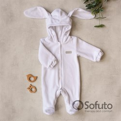 Комбинезон Sofuto Veloure White