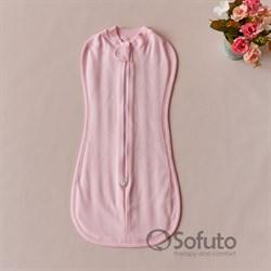Пеленка на молнии Sofuto Swaddler pink