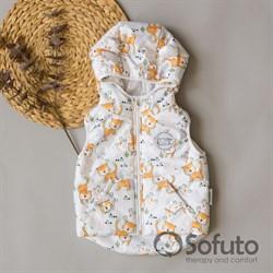 Жилет демисезонный Sofuto outwear Tiger