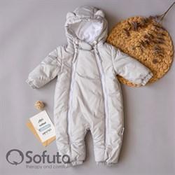 Комбинезон демисезонный Sofuto outwear V4 toddler Gray