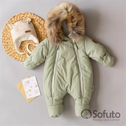 Комбинезон зимний Sofuto outwear V3 Olive