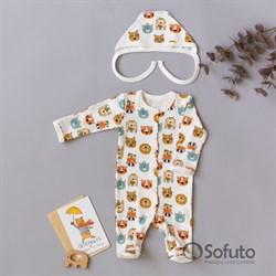 Комплект одежды первого слоя Sofuto baby Tigra